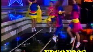 """Fandango - """"Autos moda y rock and roll"""" en Estrellas de los 80s"""
