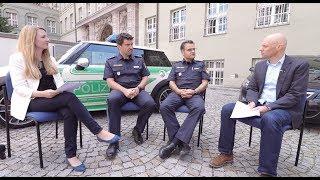 transQUER trifft... Polizei München – das komplette Interview