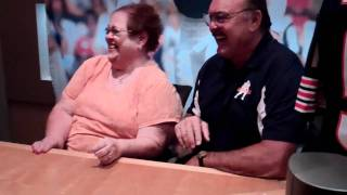 Mom farts when meeting Dick Butkus