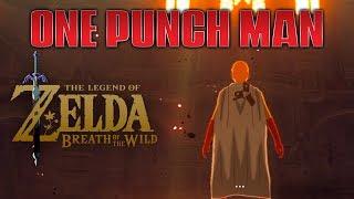 Zelda: Breath of the Wild - Saitama defeats Ganon