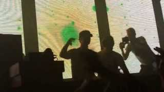 Cosmic Gate - Crushed live in Seattle 2013