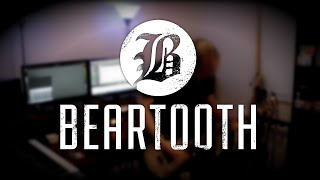 Jed Stark - Beartooth - Burnout (Guitar Cover)