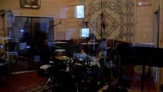 Hayden Thomas Band in Studio