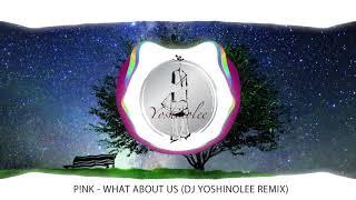 [REMIX] Pink - What About Us ( Solyton REMIX )