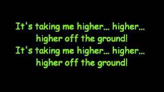 Taio Cruz Travie McCoy Higher with lyrics