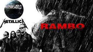 Metallica Hardwired Rambo Edition Teaser