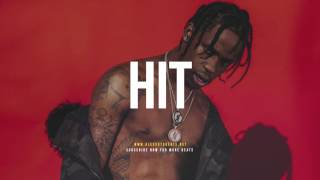 "[FREE] Travis Scott Type Beat - ""Hit"" Rap/Trap Instrumental 2017 (prod. @AlexSotoBeats)"