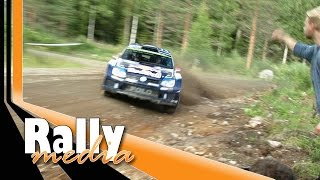 WRC Rally Finland 2015 - Best of by Rallymedia