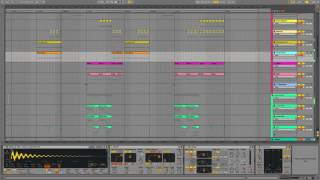 What So Not Style Ableton Template 'One Night' by Abletunes