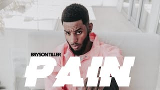 "Bryson Tiller - ""Pain"" ft August Alsina & Trey Songz (Official Audio)"