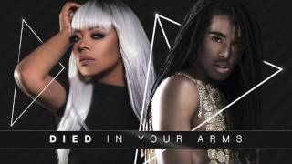 Ruba Ft Shanice - Died In Your Arms (Audio)