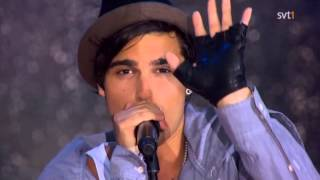 Eric Saade   Popular Live Victoriadagen 2011)