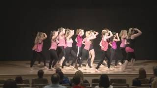 "Jazz Dance Routine: ""Run The World (Girls)"" By Beyonce"