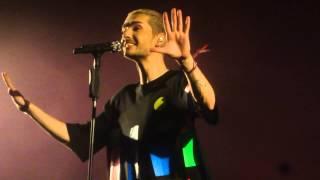 Tokio Hotel - Great Day [live in Utrecht 21-03-2015]