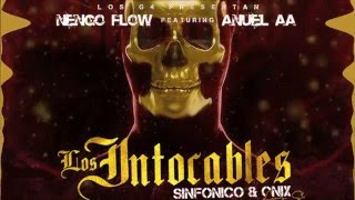 Ñengo Flow Ft Anuel AA - Los Intocables HD ✔✔[BASS BOOST]