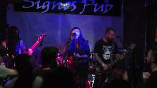 She Hoos Go - Por La Libertad! (Live at Signos Pub Rock - POA)