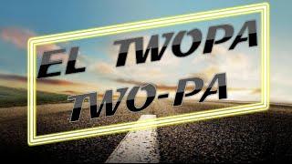 EL TWOPA TWO-PA - Parce Rod ®