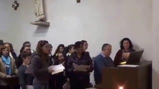 """2015 - """"Bendizemos o teu nome"""" - Igreja de N.ª Sra. da Conceição, Quarteira"""