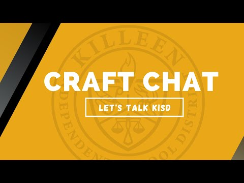 Craft Chat - September 2020 img
