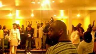 Destiny Worship Center:  We Made It praise Break Pt. 3 Buster ( Watch Meeting Service )