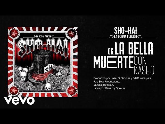 Video oficial de la canción La bella muerte de Sho-Hai