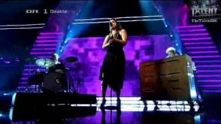 DK Talent 2010 [LIVE 1] Sahra Da Silva - Only Mine