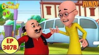 Motu Patlu | Cartoon in Hindi | 3D Animated Cartoon Series for Kids | Motu Patlu Jumping Jack width=