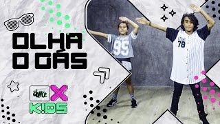 Olha o Gás - MC Vitão ft. Dennis DJ - Coreografia | FitDance XKids