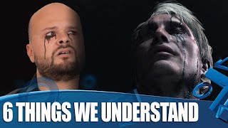6 Things We (Kind Of) Understand About Death Stranding