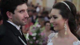 Our Wedding Video   Ana e Charles