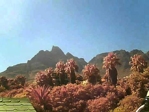 Timelapse Video – Table Mountain – 13/02/2011