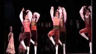 FANDAGO - DON QHIJOTE - BAZHENOVA ROMANCHIKOV