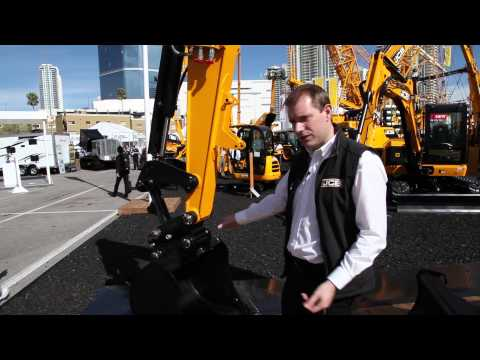 Excavator Unveiled at ConExpo