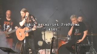 Kazik & Kwartet ProForma - Live. Sztos (2017)