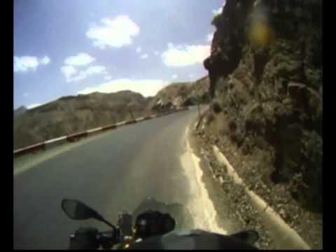 Palm Road – Caméra Embarquée : Région de Tichka