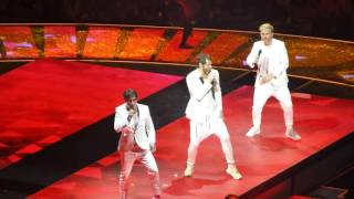 These Days, Take That, Manchester Arena, Thursday 18th May 2017