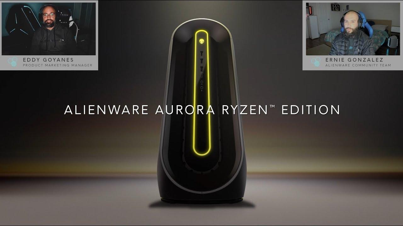 Alienware - Upgraded Alienware Aurora Ryzen Edition | Product Walkthrough