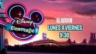 Aladdín: La Serie (Promoción en Disney Cinemagic)