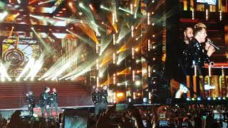 Backstreet Boys Live in Dubai 2018 - Quit Playing Games with my Heart