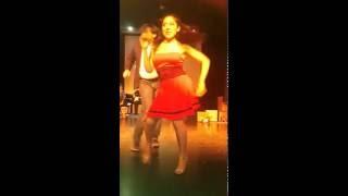 Stage Show: Abi & Anai: Ricky Martin - María Un, Dos, Tres