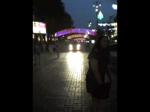 Ukraine Sidewalk