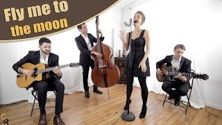 Fly me to the moon - Quartet jazz avec chanteuse, cocktails et événements