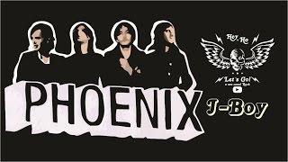 "Phoenix libera a inédita ""J-Boy"" para Calvin Klein"