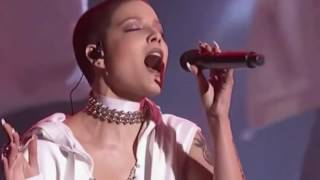 The Chainsmokers Halsey   Closer Live at the AMAs 2016ConvertAllVideo com