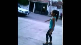 Nuestras niñas bailando