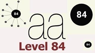 جميع طرق حلول مرحلة 84 aa 84 level solutions