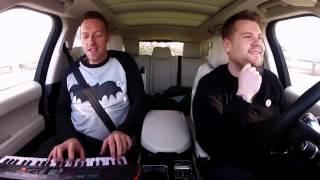 Us Against The World - Chris Martin (Carpool)
