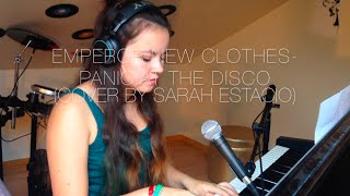 Emperor New Clothes - Panic!At The Disco (COVER ACOUSTIC  BY SARAHESTACIO)