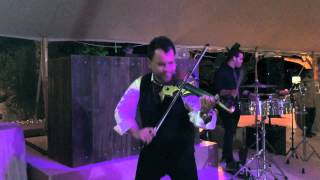 Electric Violin, DJ, Percussion Live