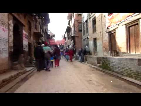 Nepal Motorbike Touring  – Bhaktapur